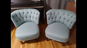 (2) matching chairs for Sale in Torrance, CA