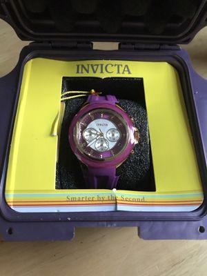 Invicta woman's watch for Sale in Carson, CA