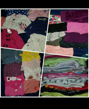 60+ pieces of BABY GIRL clothing for Sale in San Jose, CA