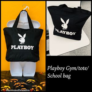 💋PLAYBOY GYM BAG/TOTE/SCHOOL BAG💋 for Sale in Placentia, CA