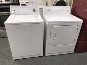 Kenmore • Washer & Dryer •••••••> clean 🧼 for Sale in Westminster, CO