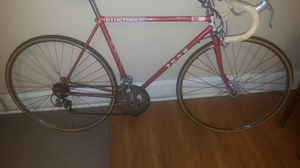 **Just in time for Spring** Steel road bike $95 or best offer for Sale in St. Louis, MO