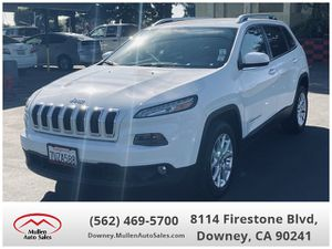 2016 Jeep Cherokee for Sale in Downey, CA