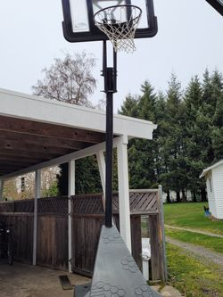 *Free Basketball Hoop for Sale in Everett,  WA