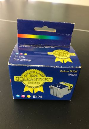 Eason printer ink color for Sale in Tobyhanna, PA