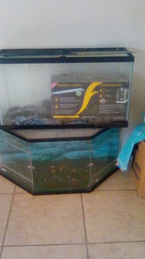 Fish_&or reptile tanks for Sale in Danville, CA