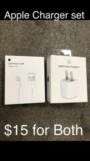 Apple Charge Set for Sale in Chula Vista, CA