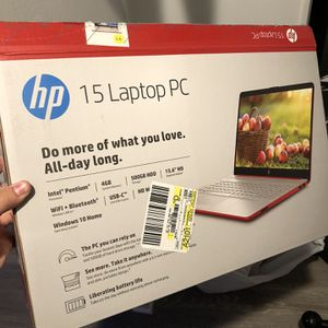 Hp 15 Laptop for Sale in Cape Coral, FL