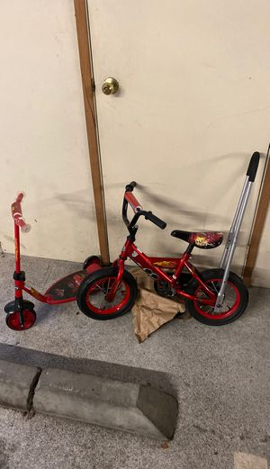 Kids bike and scooter for Sale in Bellevue, WA