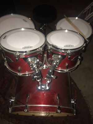 Pearl Drum Set for Sale in Chino, CA