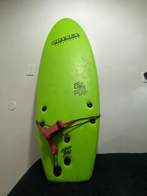 5' ODYSEA Catch Surf, Surfboard, try-fin for Sale in Anaheim, CA