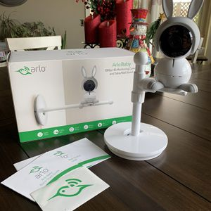 Arlo Baby 1080p HD Monitoring Camera w/ Stand for Sale in Moxee, WA
