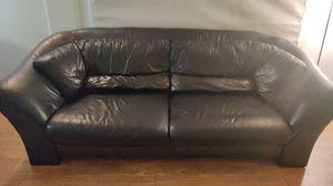 Black comfy sofa for Sale in Denver, CO