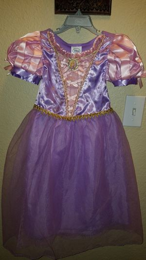 Disney Store Rapunzel Costume Set for Sale in Puyallup, WA
