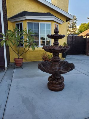 FOUNTAIN for Sale in Jurupa Valley, CA