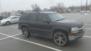 05 Chevy Tahoe $5500 or best offer for Sale in Tulsa, OK