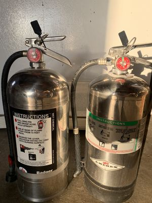 Class K Kitchen Fire Extinguishers for Sale in Pleasanton, CA