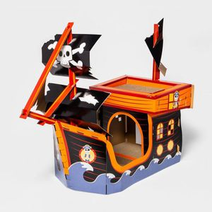 Pirate Ship Cat Scratcher Toy - Hyde & EEK! Boutique™ for Sale in Arcadia, CA