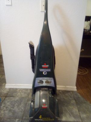 Bissell Powersteamer Powerbrush - carpet cleaner for Sale in Tulsa, OK
