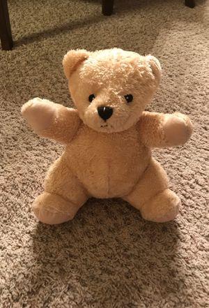 Dexbaby heartbeat bear crib attachable stuffed animal for Sale in El Paso, TX