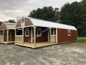 14 x 36 Deluxe Lofted Cabin, Best Quality Guaranteed + Best Prices. We Offer Price Match! for Sale in Charlotte, NC