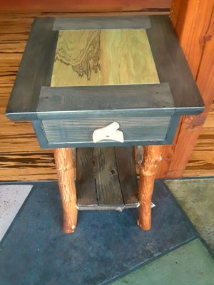 Custom End Tables with Drawer for Sale in Kingston, WA