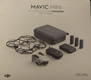 DJI Mavic Mini Fly More Combo + Extras for Sale in Fort Lauderdale, FL