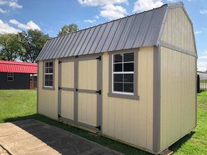 10x20 Lofted Barn for Sale in Sebring, FL