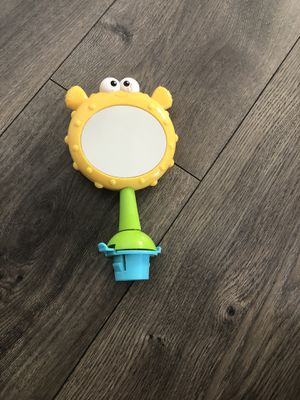 Finding Nemo/dory jumperoo spare part blowfish mirror for Sale in Edgewood, WA