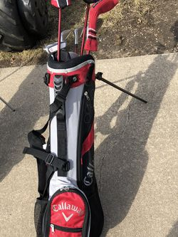Youth Callaway Club And Bag Set for Sale in Washington,  IL
