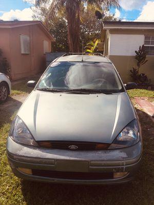 2003 Ford Focus wagon for Sale in Miami, FL