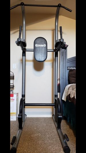 Champ pull up bar for Sale in FT LEONARD WD, MO