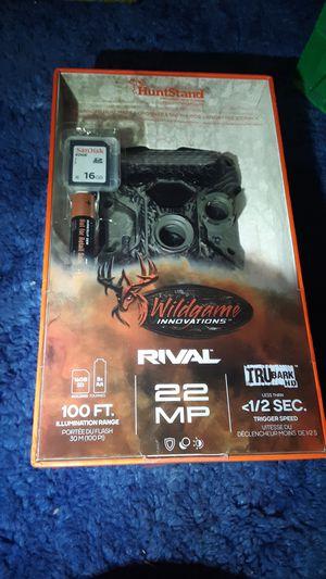 Wildgame trail camera for Sale in Virginia Beach, VA