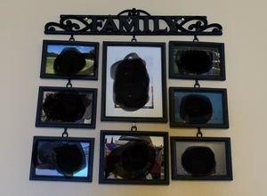 Family photo frame for Sale in Sun Prairie, WI
