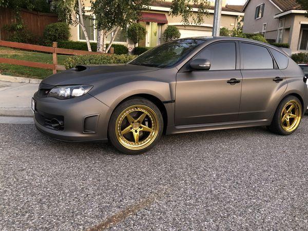 2009 Subaru Impreza WRX STI AWD Hatchback $18500