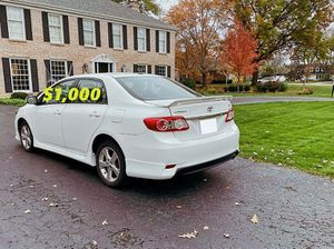 Price$1000 URGENT Selling my 2012 Toyota Corolla for Sale in Hayward, CA