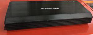 Rockford Fosgate 4-Channel Amplifier for Sale in Turlock, CA