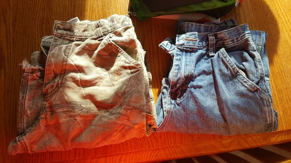 Lot of boy clothes