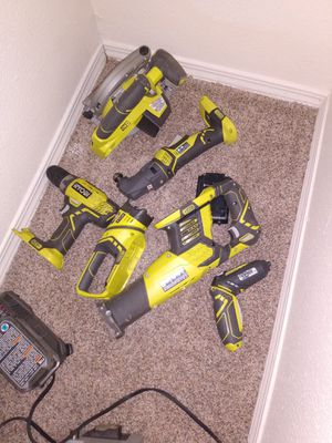 RYBOL Power tool Set for Sale in Austin, TX