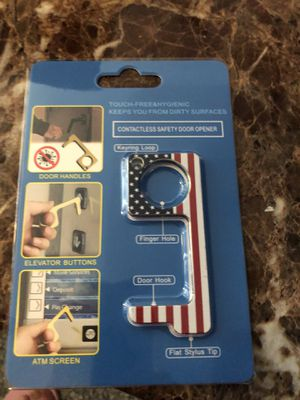 American Flag Touchless Door Opener for Sale in Parkville, MD