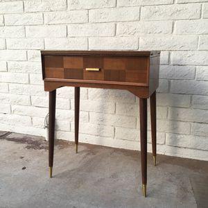 Mid Century Modern Desk/Entry Way Table for Sale in Phoenix, AZ