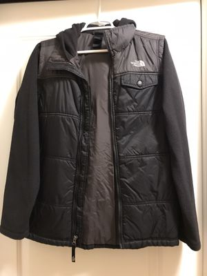 Boys North Face Jacket Size XL 18/20 $25 or best offer for Sale in Sterling Heights, MI