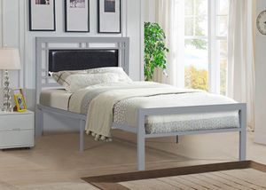 New twin bed with matreses for $160 for Sale in Fort Worth, TX