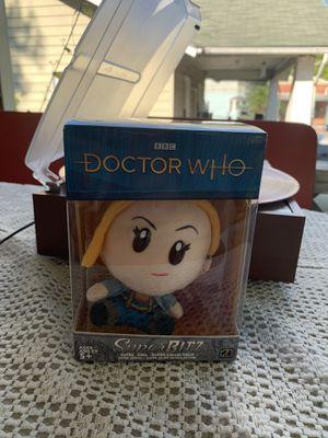Doctor Who Thirteenth Doctor Plush SuperBitz for Sale in Johnson City, TN