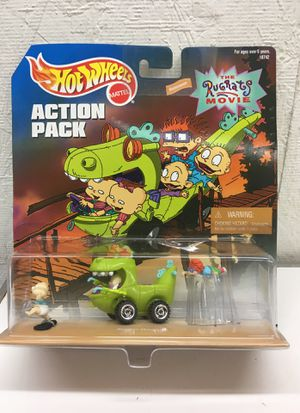 Hot Wheels Action Pack Rugrats Movie Set for Sale in University Place, WA