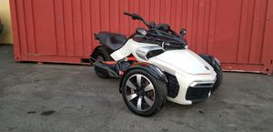Can am spyder f3 trade for Sale in Los Angeles, CA