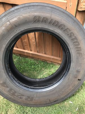 Bridgestone R284 for Sale in Fort Worth, TX
