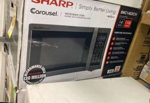 Sharp SMC1452CH microwave 😎😎😎 489T for Sale in Chino, CA