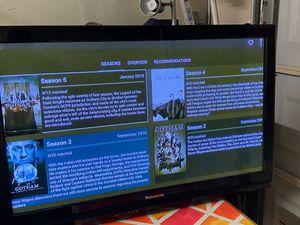42inch Panasonic tv for Sale in Moreno Valley, CA