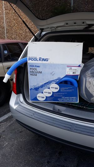 Pool king pool hose for Sale in Bradenton, FL